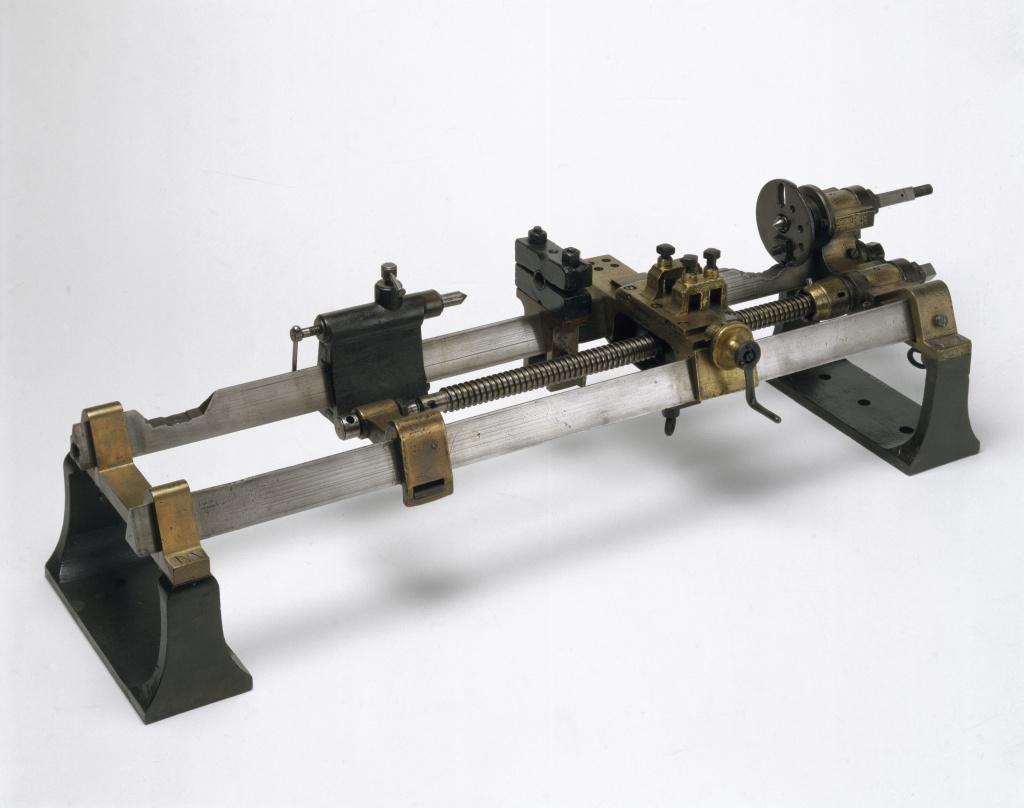 Оригинальный токарно-винторезный станок Модсли