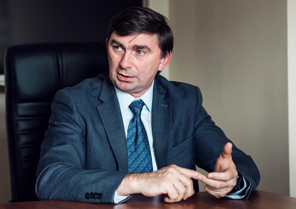 Генеральный директор компании «Топ Системы» Сергей Кураксин
